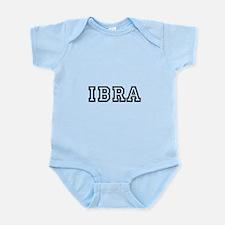 Cute Soccer goal Infant Bodysuit