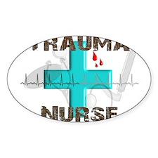 Unique Trauma unit physician Decal
