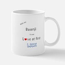Basenji Lick Mug