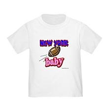 NEW YORK baby (GIRL) T
