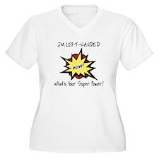 I'M LEFT-HANDED.  T-Shirt