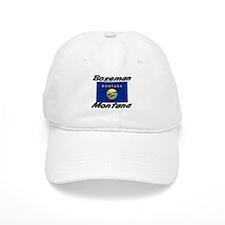 Bozeman Montana Baseball Cap
