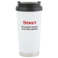 Unique Pet care Travel Mug