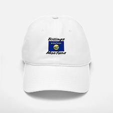 Billings Montana Baseball Baseball Cap