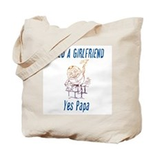 Cute Animated character Tote Bag