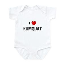 I * Kumquat Infant Bodysuit