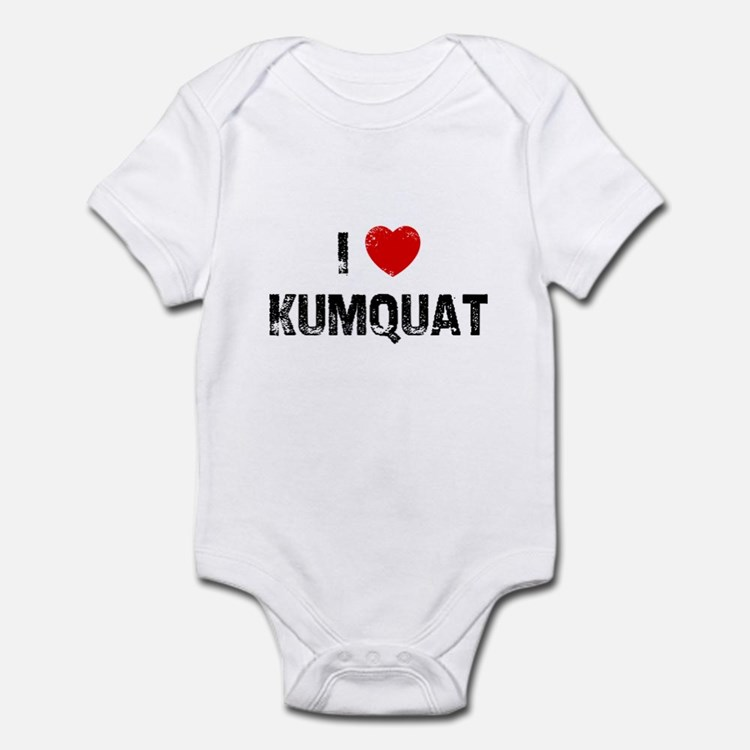 I * Kumquat Infant Bodysuit