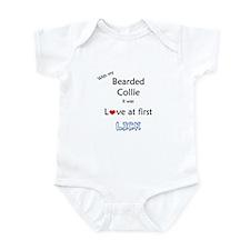 Bearded Lick Infant Bodysuit