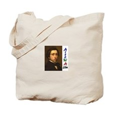 Woman Combing Her Hair by Degas Tote Bag