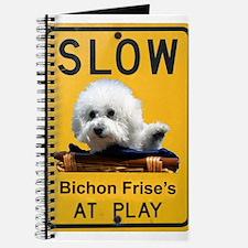bichons at play Journal