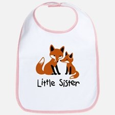 Little Sister - Fox Bib