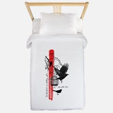The Raven Twin Duvet