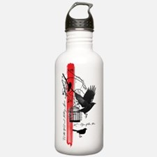 The Raven Water Bottle