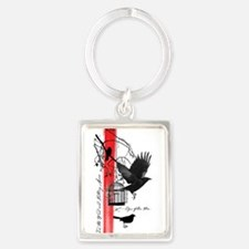The Raven Keychains