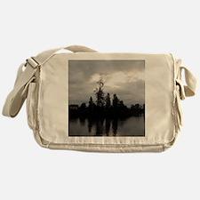 Tenebrous Messenger Bag