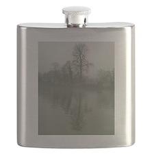 Misty Moorings Flask
