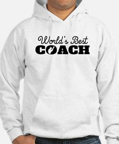 Worlds Best Diving Coach Hoodie