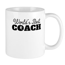 Worlds Best Ski Coach Mugs