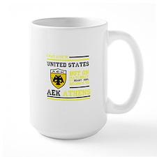 AEK FC USA Mug