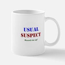 Usual Suspect Mugs