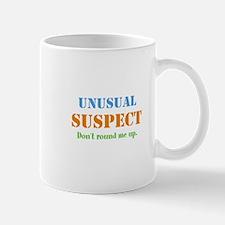 Unusual Suspect Mugs