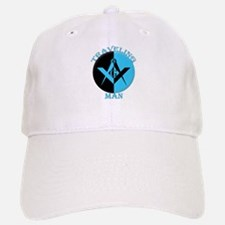 The Traveling Man Baseball Baseball Cap