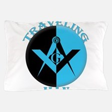 The Traveling Man Pillow Case