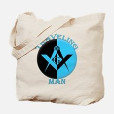 The Traveling Man Tote Bag