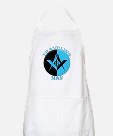 The Traveling Man Apron