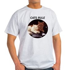 CATS RULE T-Shirt