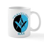 Traveling Man's Mug Mugs