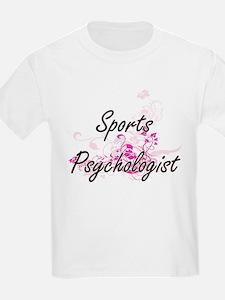 Sports Psychologist Artistic Jo T-Shirt