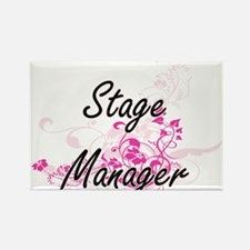 Stage Manager Artistic Job Design with Flo Magnets