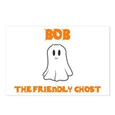 Bob the Friendly Ghost Postcards (Package of 8)
