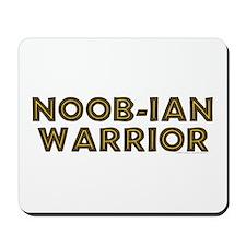 N00b-ian Warrior Mousepad