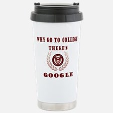 Unique Higher learning Travel Mug