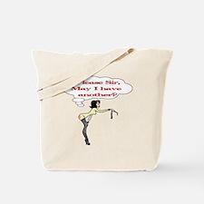 Unique Kinky Tote Bag