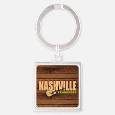 Nashville-KB-03 Square Keychain