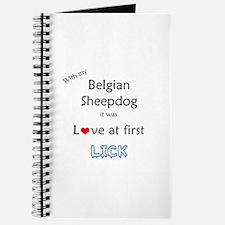 BelgianSheep Lick Journal