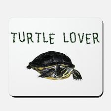 turtle_lover.jpg Mousepad