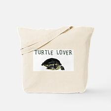 turtle_lover.jpg Tote Bag