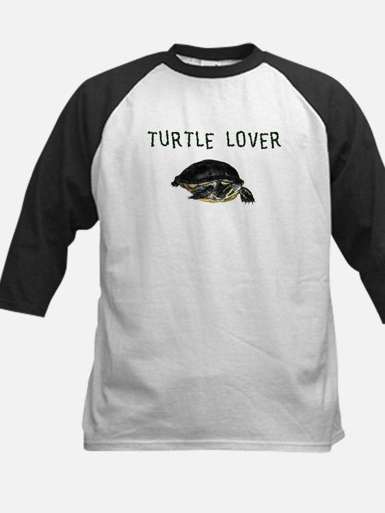 turtle_lover.jpg Baseball Jersey