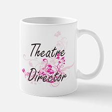 Theatre Director Artistic Job Design with Flo Mugs