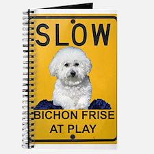 Bichons at play #2 Journal