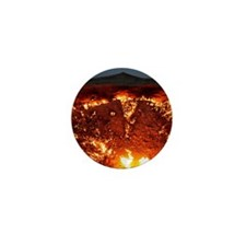 DOOR TO HELL Mini Button