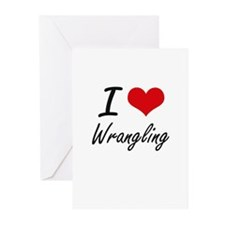 I love Wrangling Greeting Cards