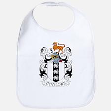 Taylor Coat of Arms Bib