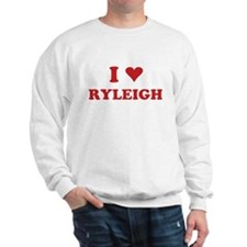 I LOVE RYLEIGH Jumper