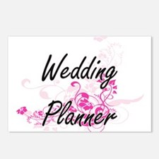 Wedding Planner Artistic Postcards (Package of 8)
