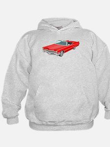 1968 Cadillac Convertible Hoodie